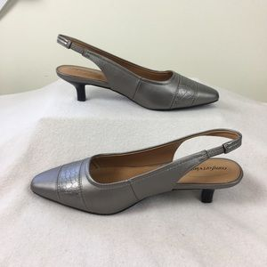 Comfortview 8.5 WW Extra Wide high heels shoes